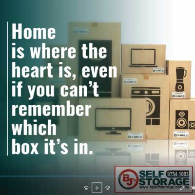 Denise Gibb Content Writer quote of the day meme example BJ's Self Storage 1