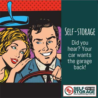 BJs Self Storage Funny Meme 23