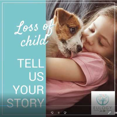 Denise Gibb Content Writer Eulogy For Life Tell Us Your Story meme 1