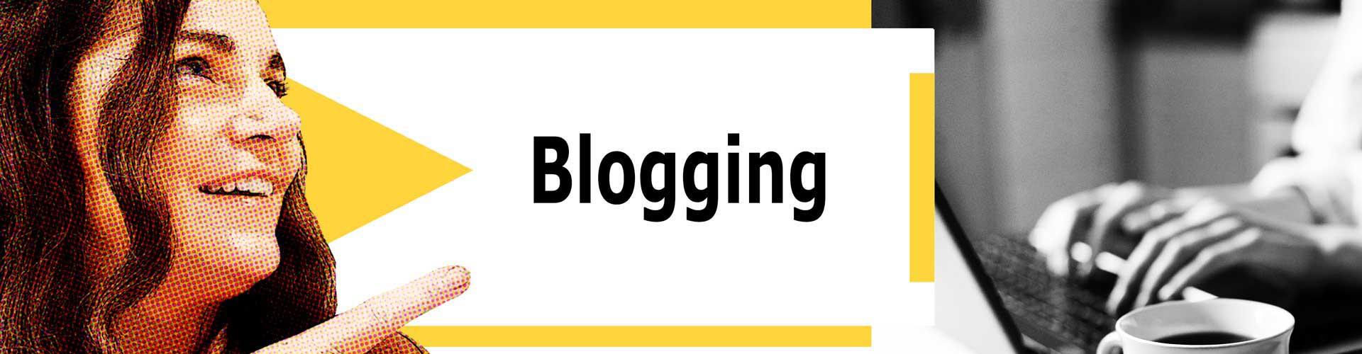 Denise Gibb Blogging