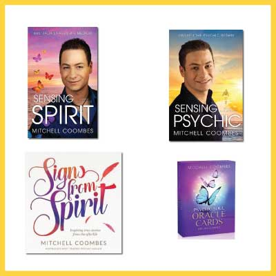 Ghostwriter Denise Gibb and books for Mitchell Coombes