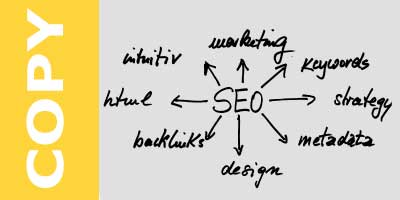 SEO copywriting services by Denise Gibb