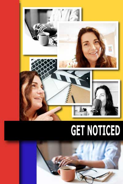 Copywriter Denise Gibb get noticed
