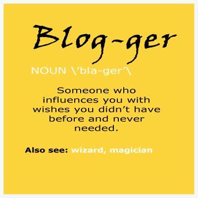 Funny blogger meme